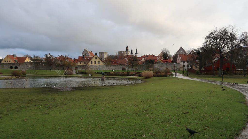 Almedalen Visby Gotland