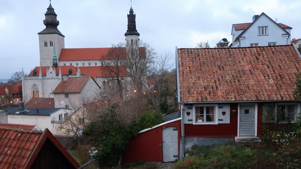 Visby Cathedral
