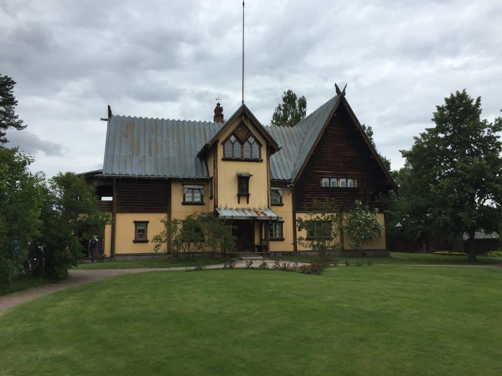 The Zorn Museum