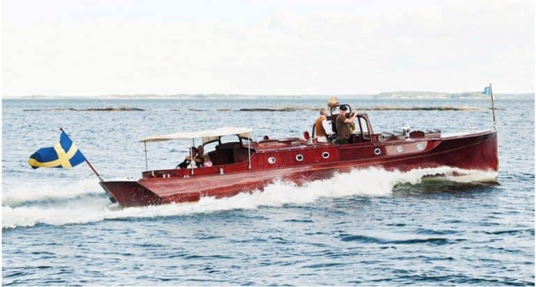 Veteran boat