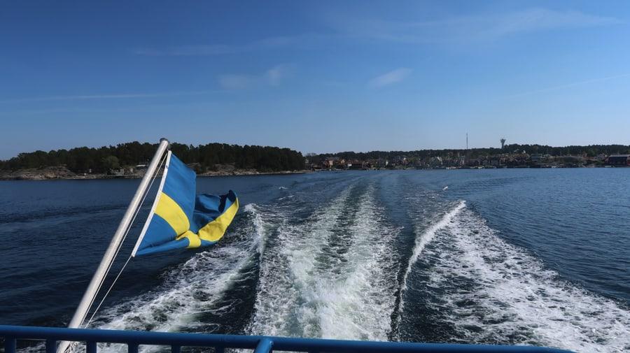 Stockholm Archipelago Boat