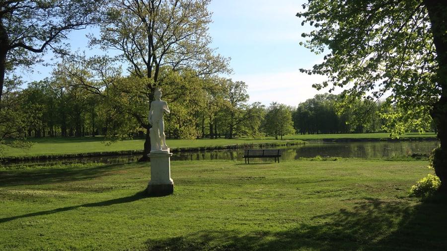 The English Park at Drottningholm