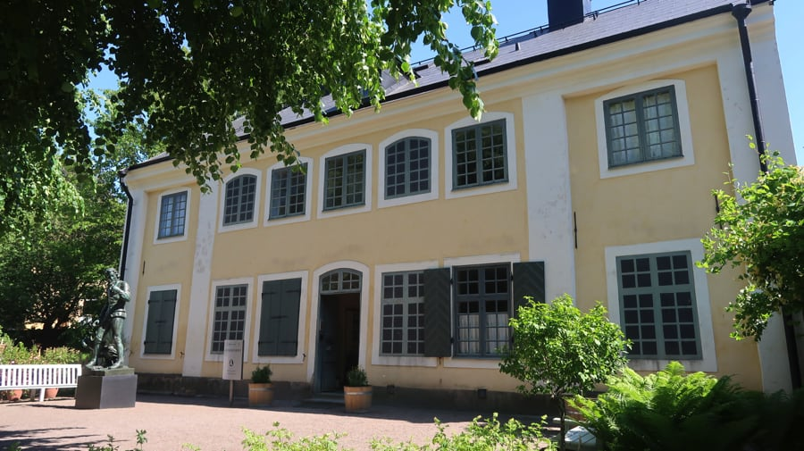 The Linnaeus Museum