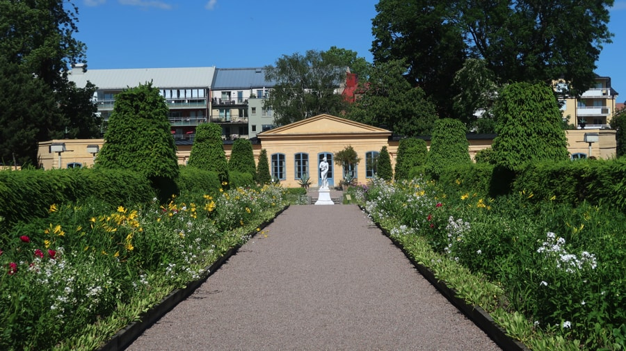 The Linnaeus Garden
