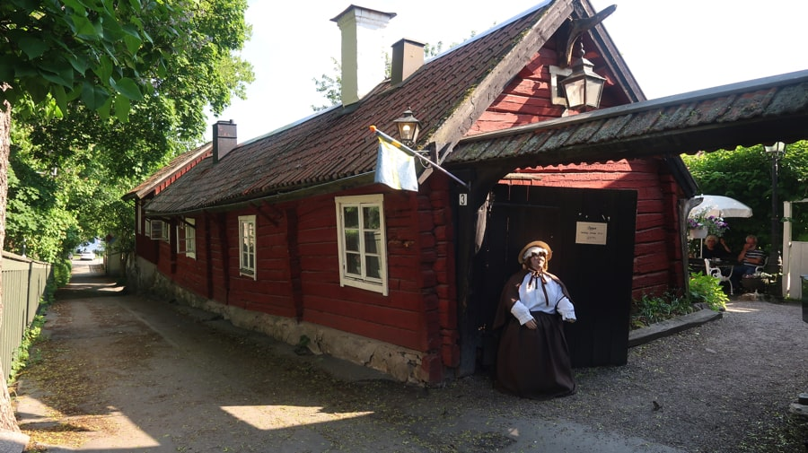 Sigtuna Tant Brun Café