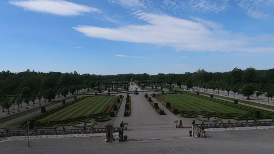 The Baroque Garden