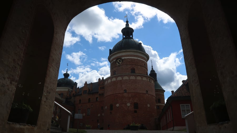Gripsholm Castle Tower