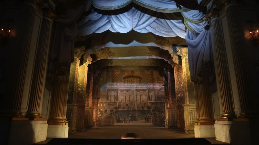 Gripsholm - Gustav III´s Theater