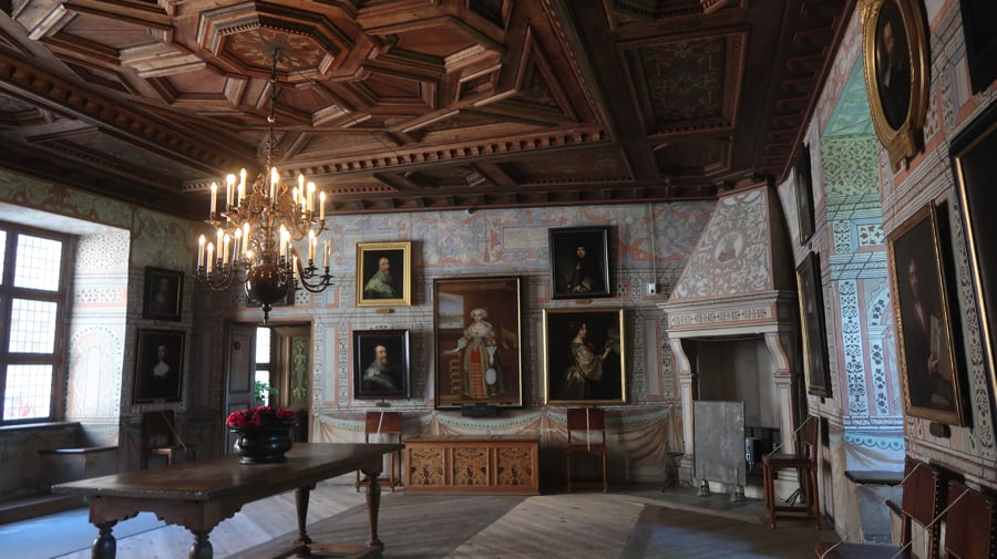 Gripsholm - The Antechamber