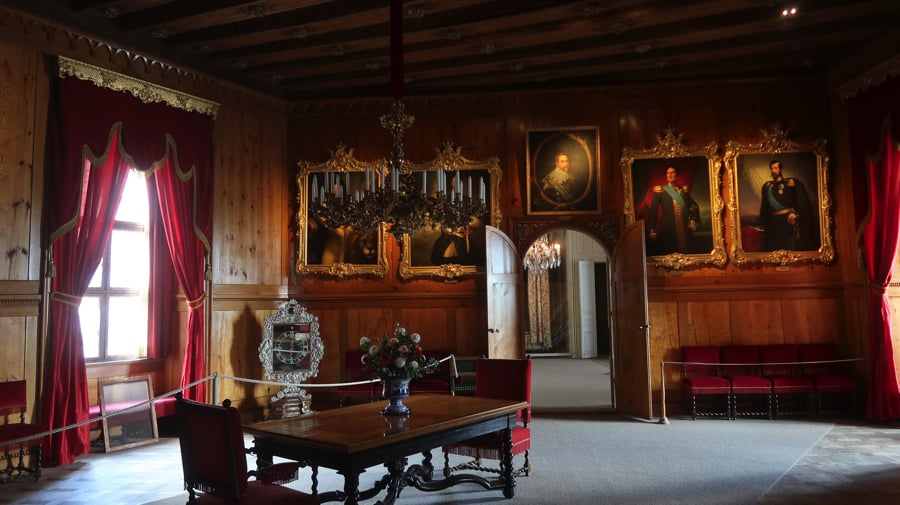 Gripsholm The Audience Chamber