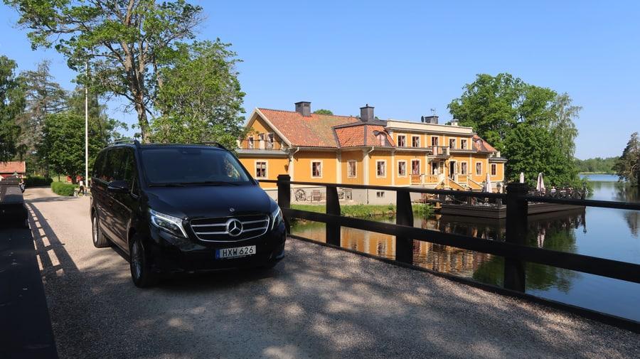 Hugonas Mercedes V Class