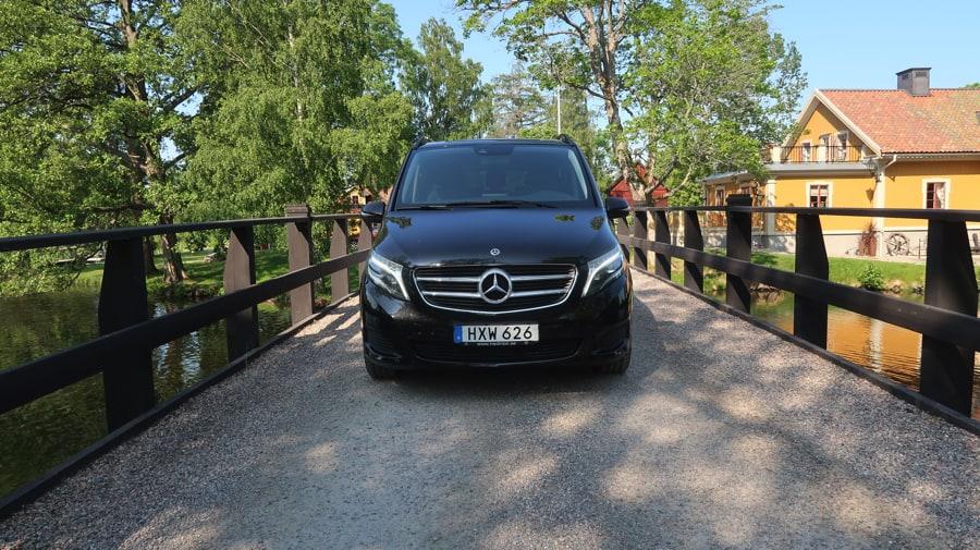 Mercedes V-Class