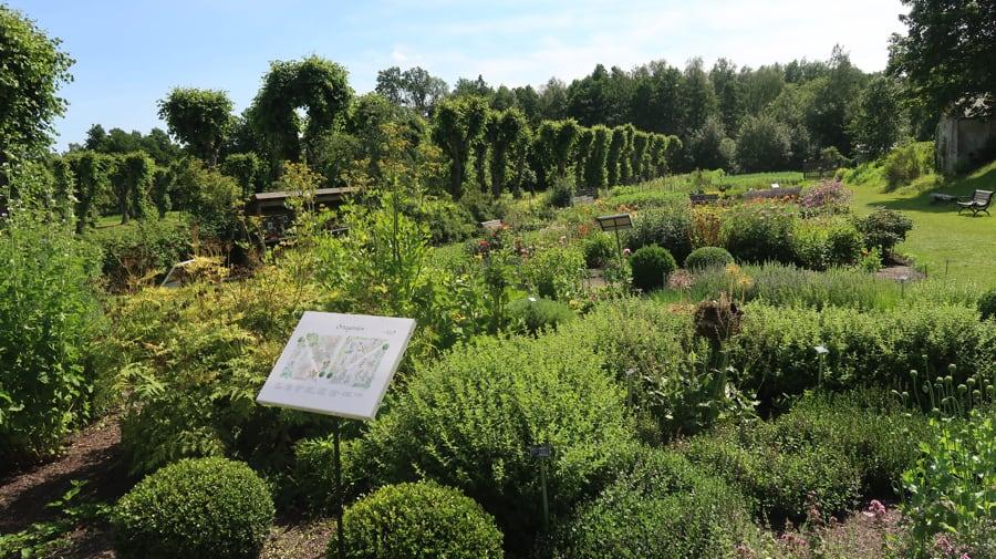 The Herbs Garden at Österbybruk