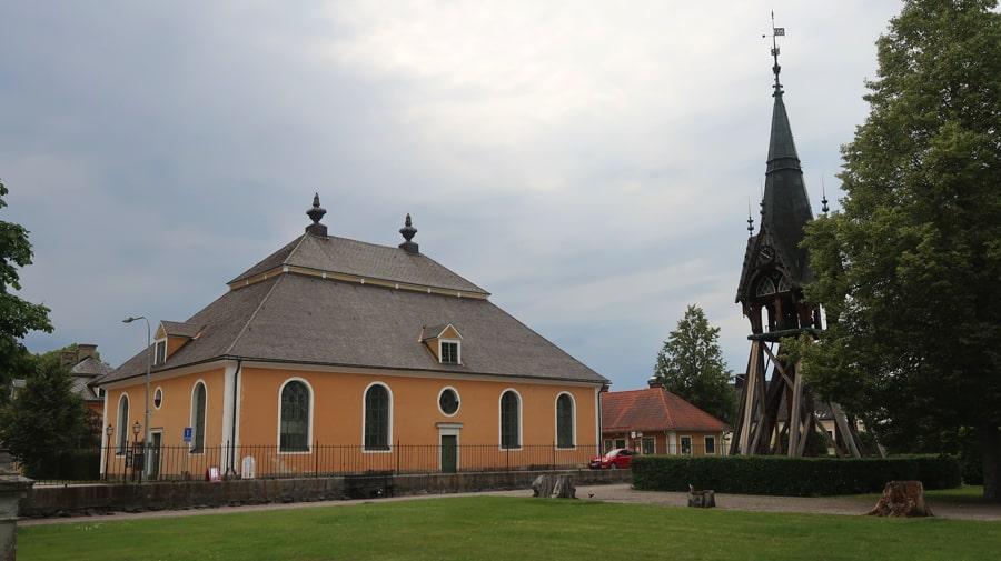 The Church at Lövstabruk