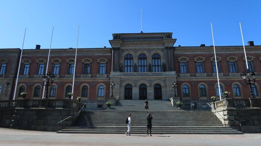 Uppsala University Hall