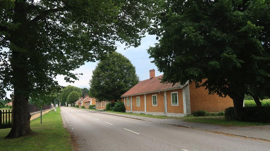 Worker´s housing at Lövstabruk