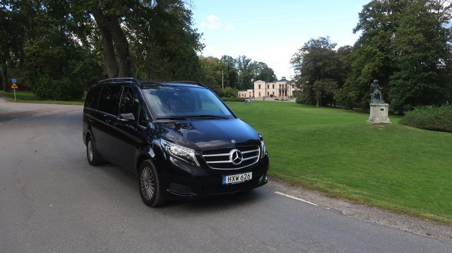Hugonas Mercedes V-Class